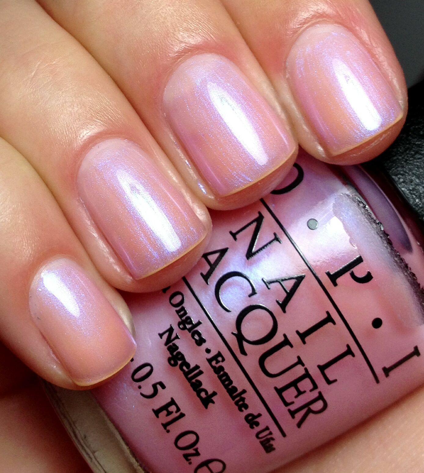 Sheer Pink Opi Nail Polish: Future, OPI And Makeup