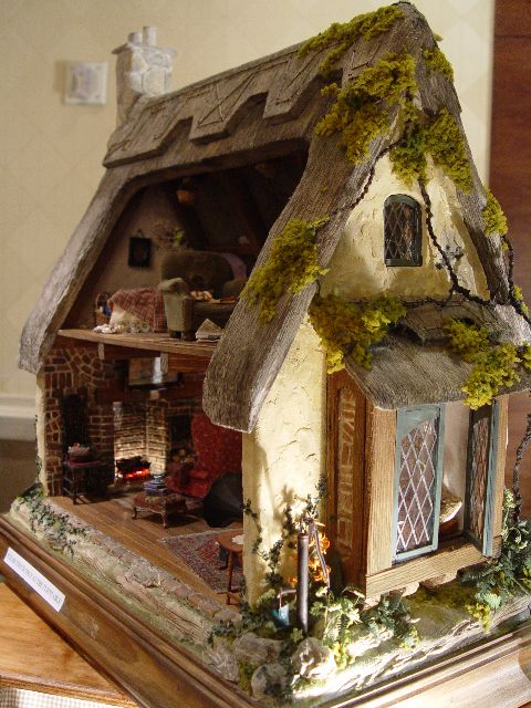 Tudor Cottage Philadelphia Miniaturia A Premier