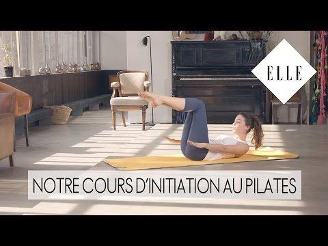 La Pause Pilates - Cours complet de Pilates débutant gratuit - YouTube #pilatesvideo