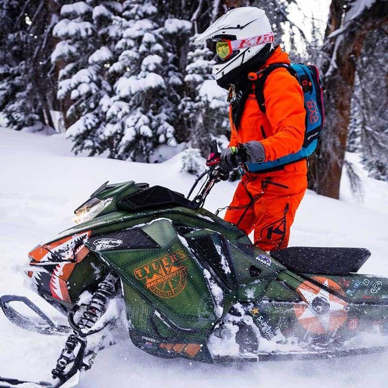 SkiDoo Gen 4 850 Mount N' Ride Skiing, Winter sports