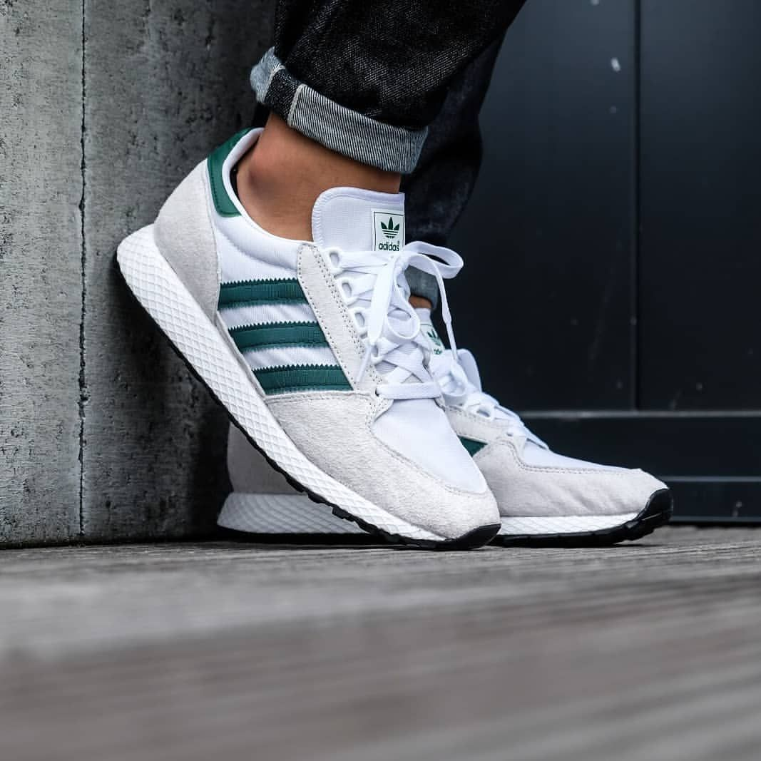 Adidas Originals Forest Grove | GS SHOES in 2019 | Adidas