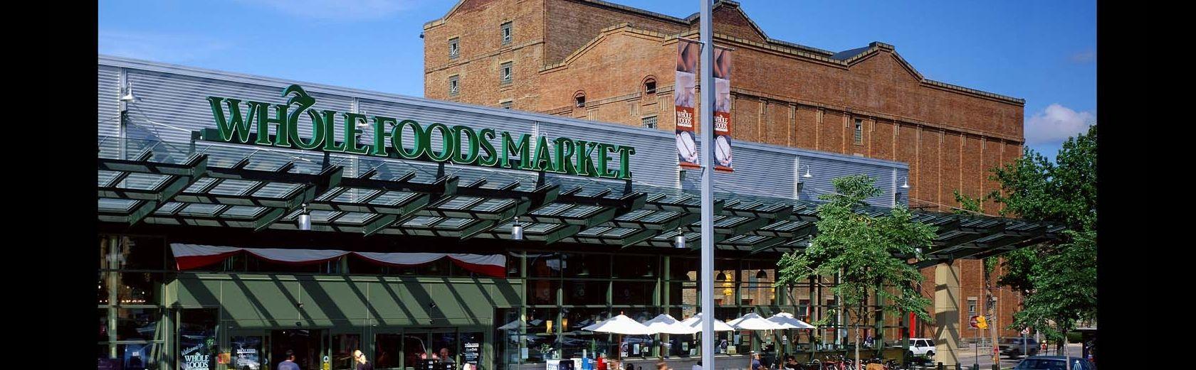 Aundra Edwards Foods Market Market! Whole foods market