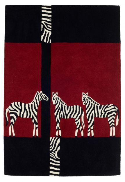 Kalahari Zebra 160 X 230cm Rug