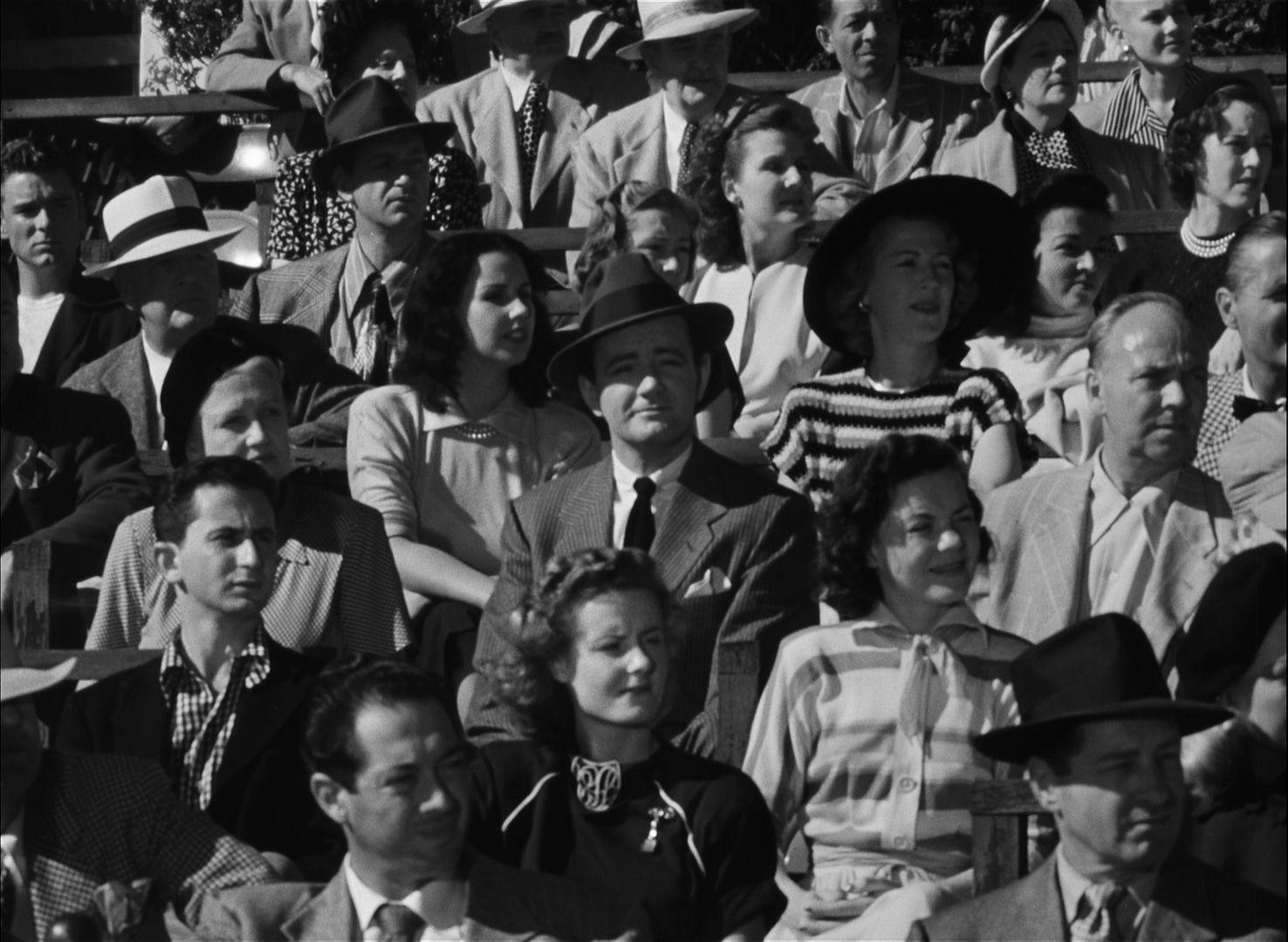Strangers on a Train (O Desconhecido do Norte-Expresso, 1951) de Alfred Hitchcock