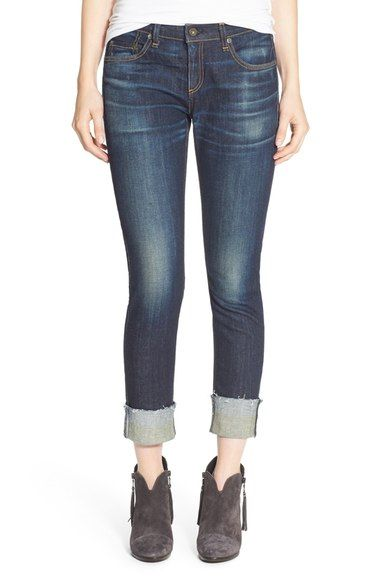 646f5b9a3aa rag & bone/JEAN 'The Dre' Slim Fit Boyfriend Jeans (Yesler) available at  #Nordstrom