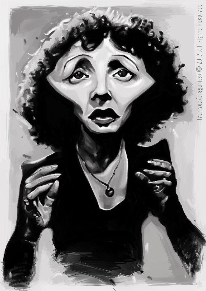 Laska Je Nepostradatelnym Pokrmem Pro Kazdeho Cloveka Edith Piaf