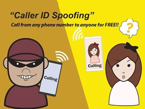 nice Phone Number Spoofing/Caller ID Changing for prank call