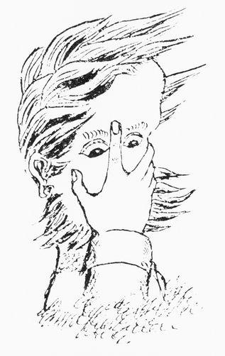 Charles Dodgson by Charles Dodgson