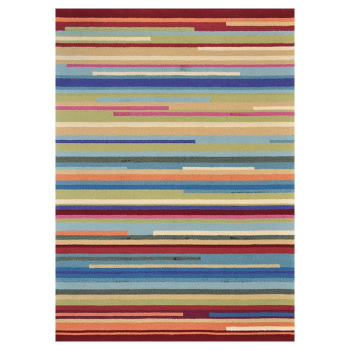 Loloi Rugs Juliana Multi Stripe Rug & Reviews   Wayfair