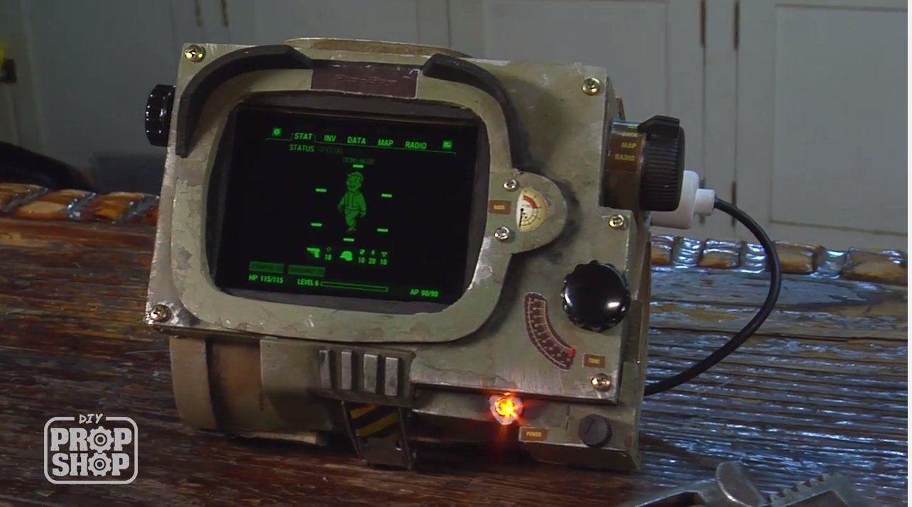 Make yourself a fallout 4 pip boy on the cheap geeky gamers make yourself a fallout 4 pip boy on the cheap solutioingenieria Gallery