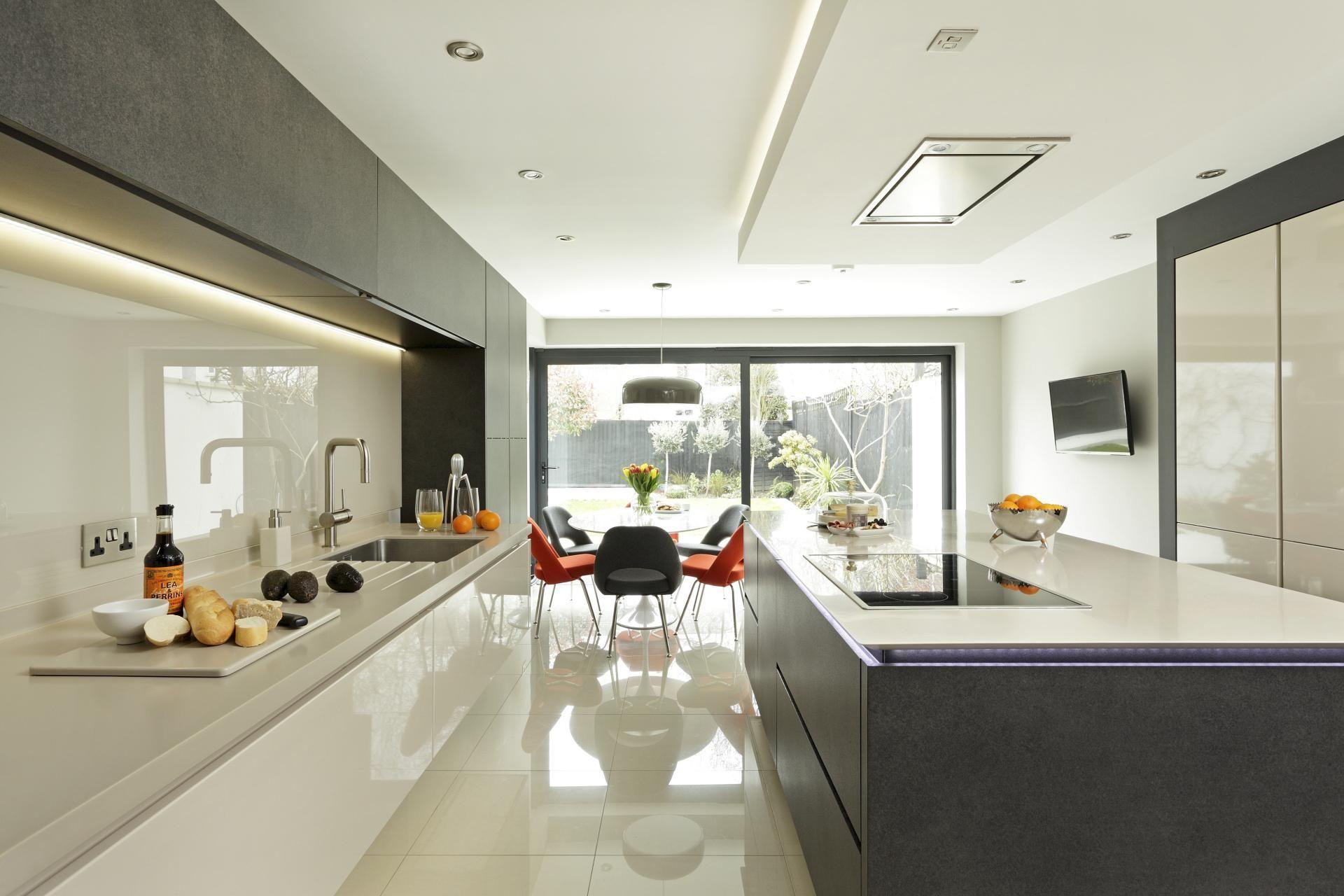 Alnostar Dur Kitchen In Ferro Bronze And White By Bradburys