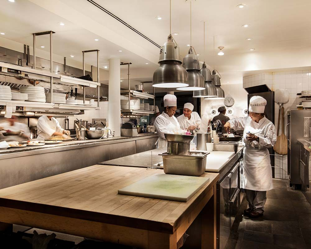 The Mercer Kitchen Jean Georges Restaurants New York