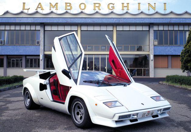 Gq Com Lamborghini Countach 1974 1990 Many An Adolescent Boy Had