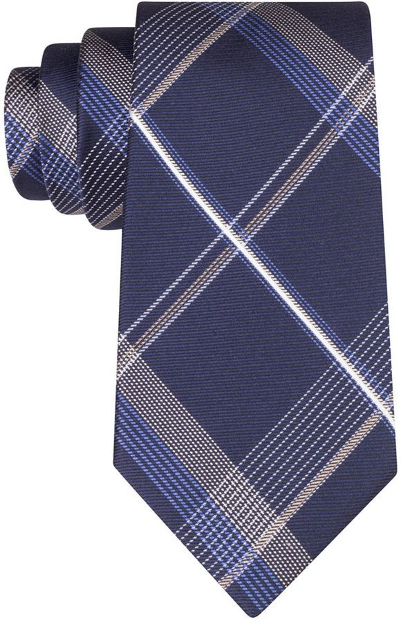 2d15a7ed5f2e $29, Michl Michl Kors Associate Plaid Tie by MICHAEL Michael Kors. Sold by  Macy's