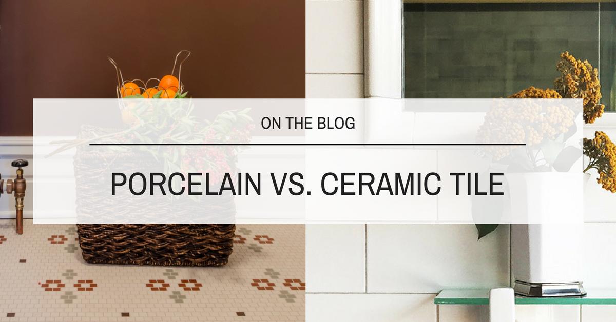 Porcelain Vs Ceramic Tile Ceramic Tiles Tile Patterns Subway Tile Patterns