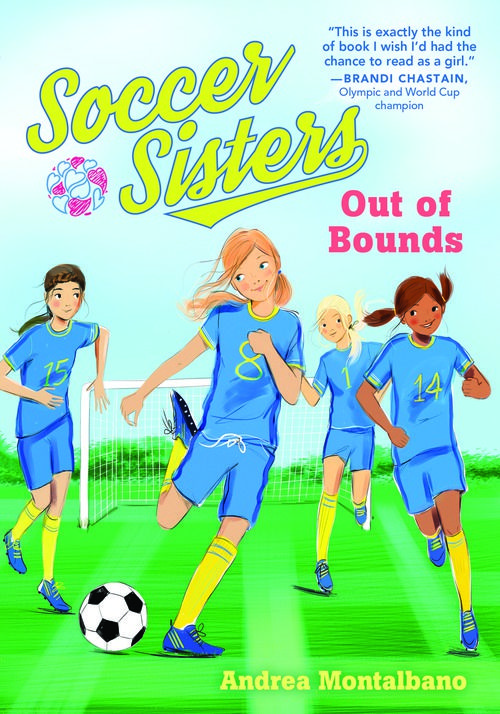 A new series by Andrea Montalbano—a soccer coach and motivational speaker—about a group of friends and the lessons they learn through their love of the world's most popular sport—soccer!