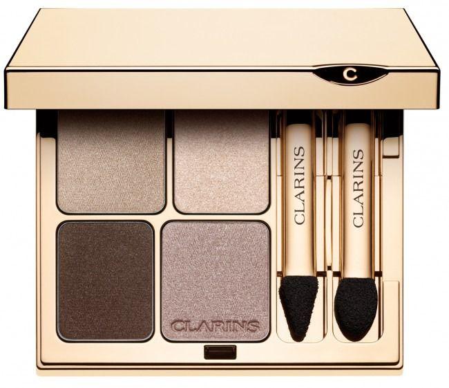 Clarins - Eye Quartet Mineral Palette - Skin Tones - 10 g