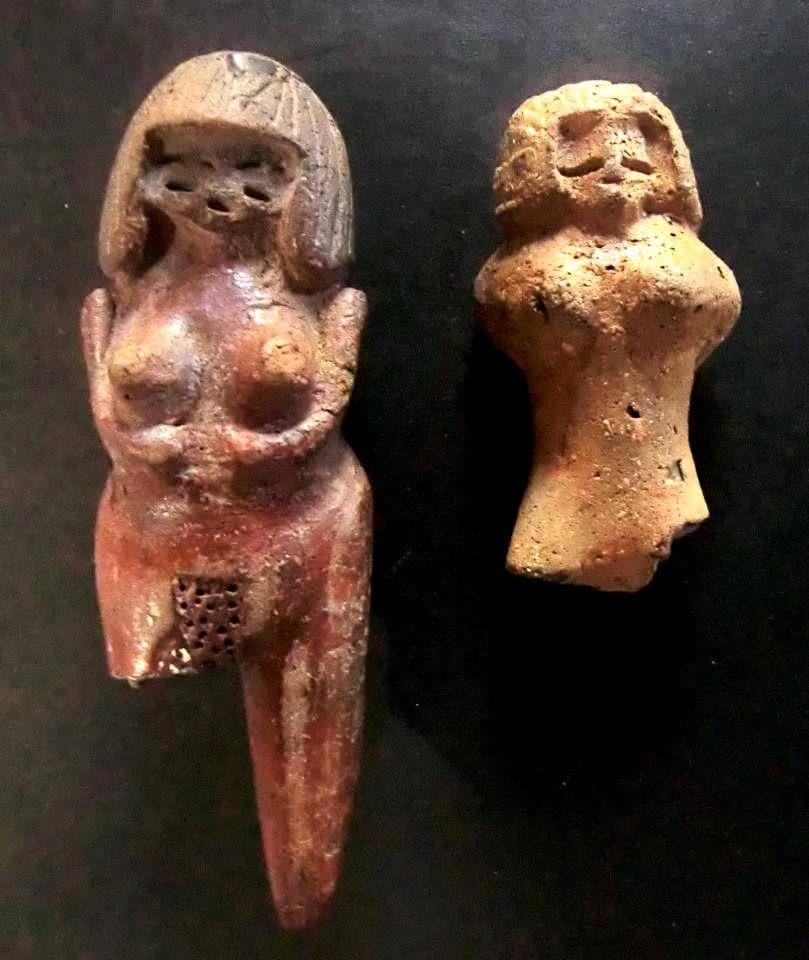 VENUS PRECOLOMBINA. CULTURA VALDIVIA, ECUADOR 3500 - 1500 A.C.
