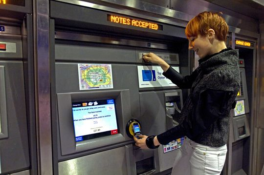 phone to top up oyster card | Oyster card, Oysters ...