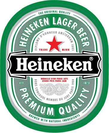 Heineken Stencil