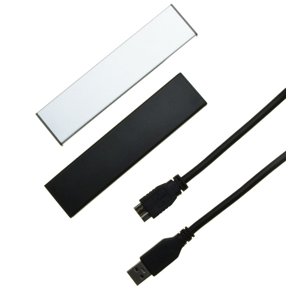 USB 3.0 to 12+6pin SSD HDD Hard Drive for 2010,2011 Macbook Air A1369 A1370