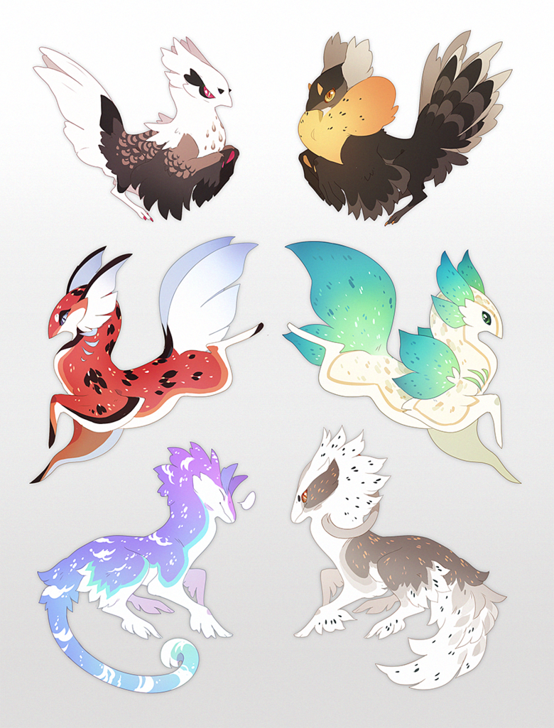 Chibi Couvere Open By Sheylu With Images Creature Drawings