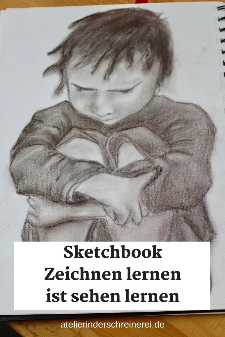 Wie Kann Ich Die Seiten Meines Sketchbook Ansprechend Gestalten