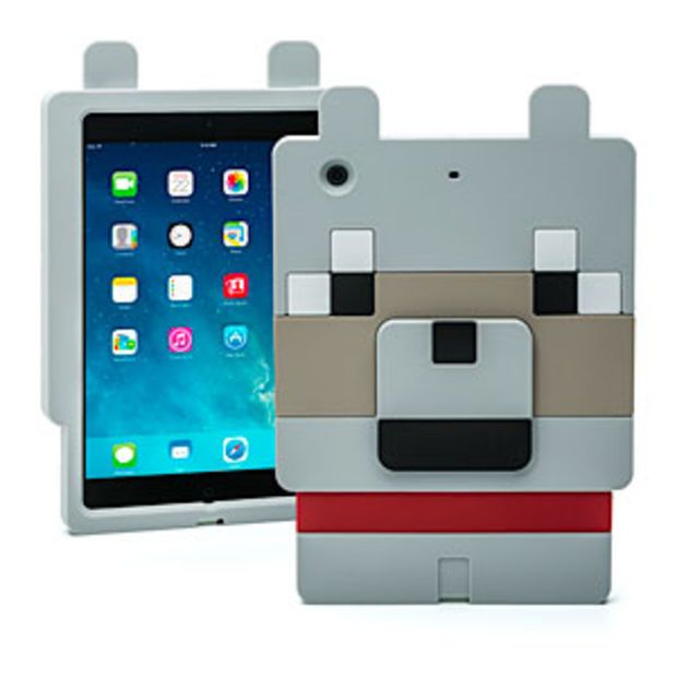 Minecraft Wolf Character Case | Minecraft wolf, Wolf character, 3d phone  cases