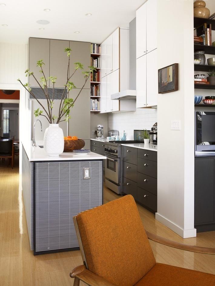 am nager une petite cuisine fonctionnelle conseils et photos cuisine fonctionnelle petite. Black Bedroom Furniture Sets. Home Design Ideas