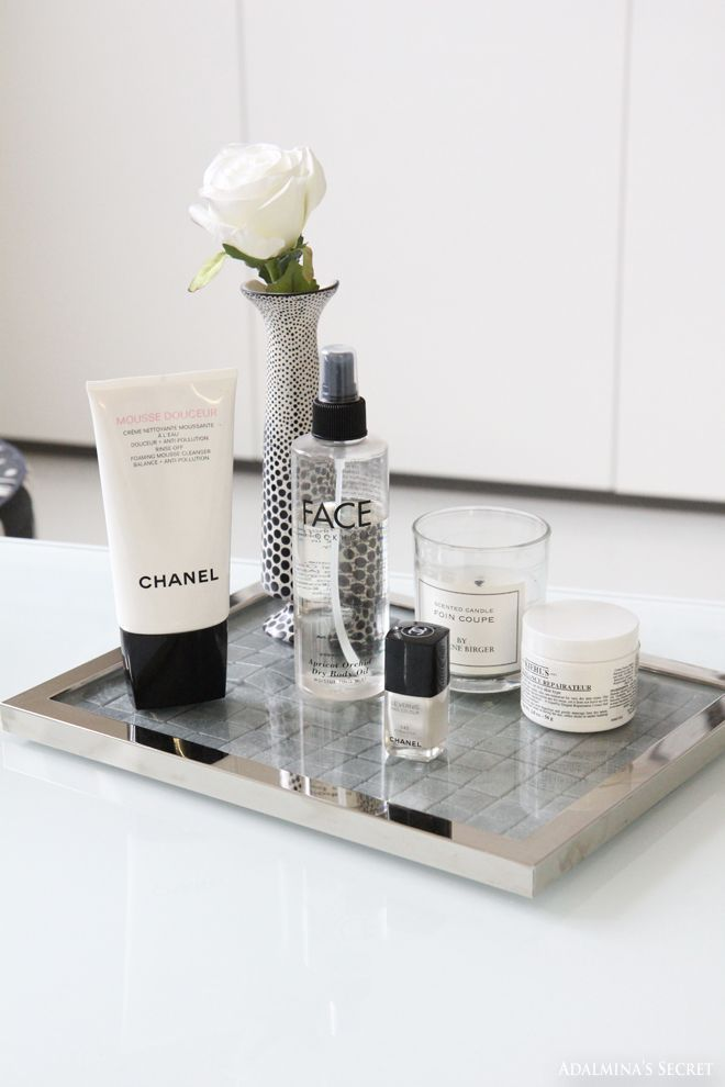 Black and white beauty products - Adalmina's Secret