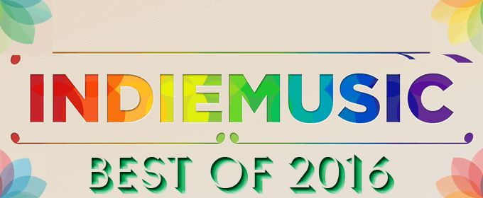 Our Best and Recommended #IndieMusic releases of 2016.  Shop now with UK Delivery in time for Christmas (Order by 2pm Tue 20th Dec).