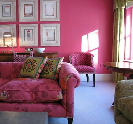 Pin by Victoria artist on interiors | Pinterest | Raspberry, Red ...