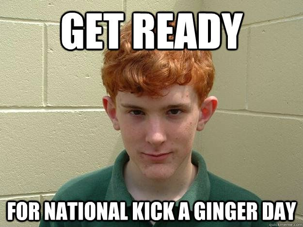 Funny Redhead Meme : Pin by amy havick on funny ginger meme quick meme