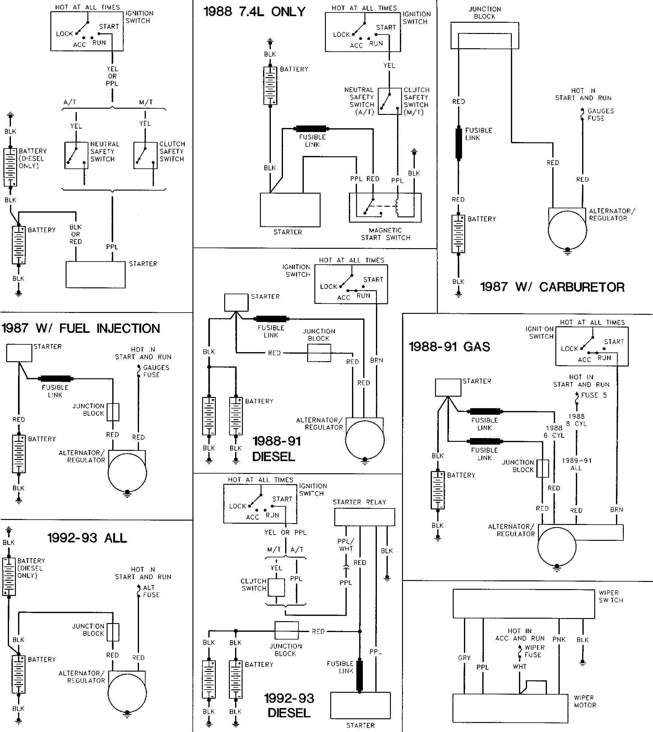 110v Wiring Diagrams 1991 Gulfstream Chevy 350 Distributor Wiring For Wiring Diagram Schematics