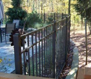 404 Not Found Aluminum Fence Backyard Fence