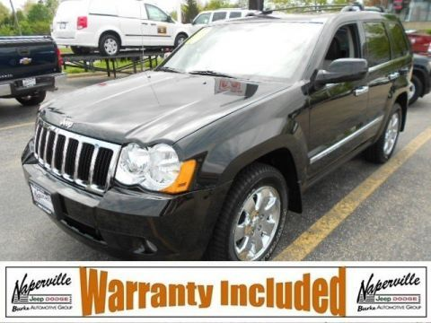 For Sale 2010 Jeep Grand Cherokee Limited 4x4 5 7l Hemi V 8