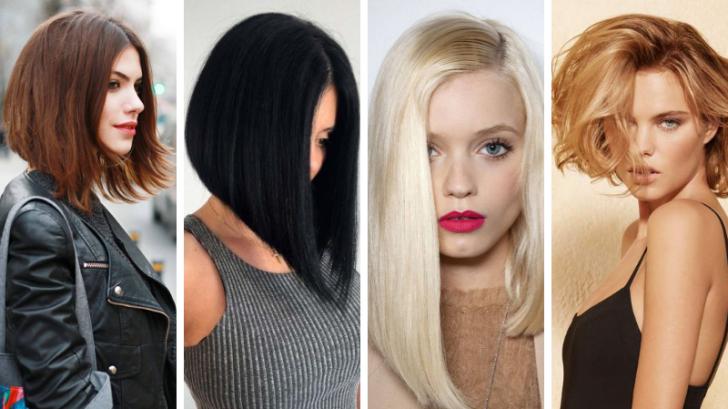 Coupe cheveux mi-longs tendances 2020 - 70 modèlées chics | Coupe cheveux mi long tendance ...