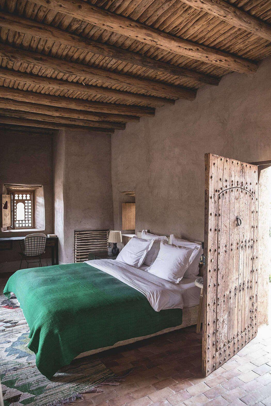 Cette maison berbère à la décoration authentique et contemporaine