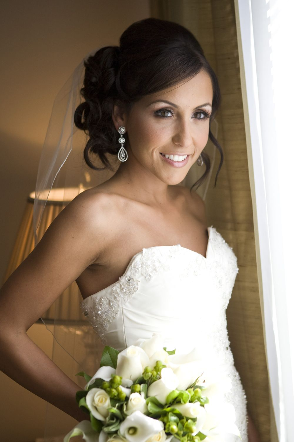 wedding makeup for brunettes - Google Search The Dangs ...