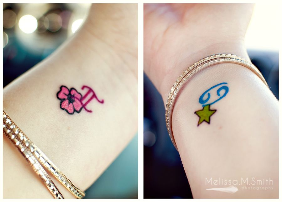 Melissa.M.Smith Photography- inner wrist tattoos Gemini ...