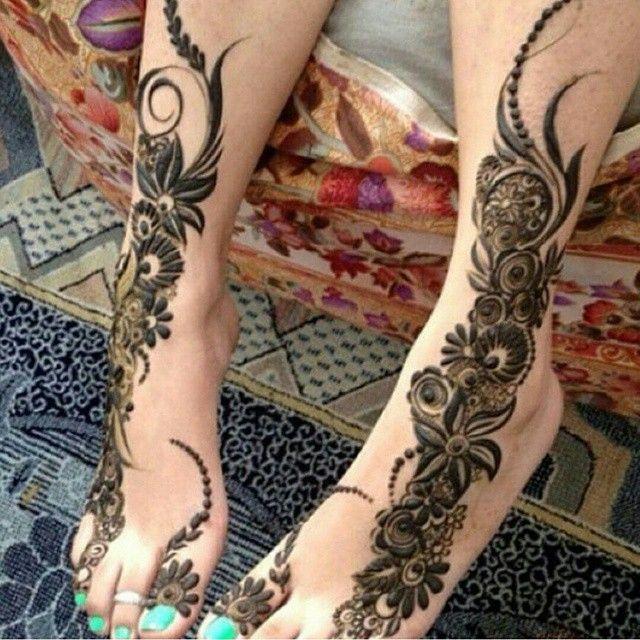 حنايه من الامارات On Instagram حنايه حنى حنتي حنه نقوش نقشات نقش نقش الحنا صالون صالونات عروس عرايس Leg Henna Designs Henna Henna Designs Feet