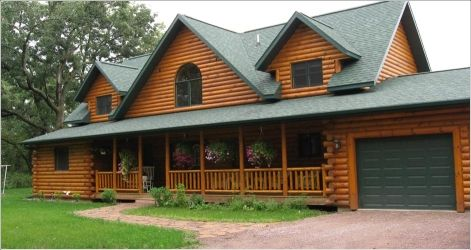 Best Pictures Of Houses With Green Roof Green Soffit Facia 400 x 300