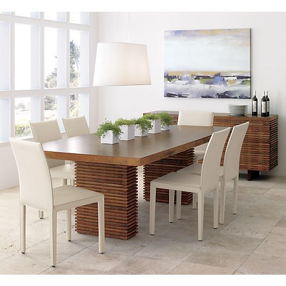 And Here It Is Again Paloma Dining Table In Dining Tables Crate