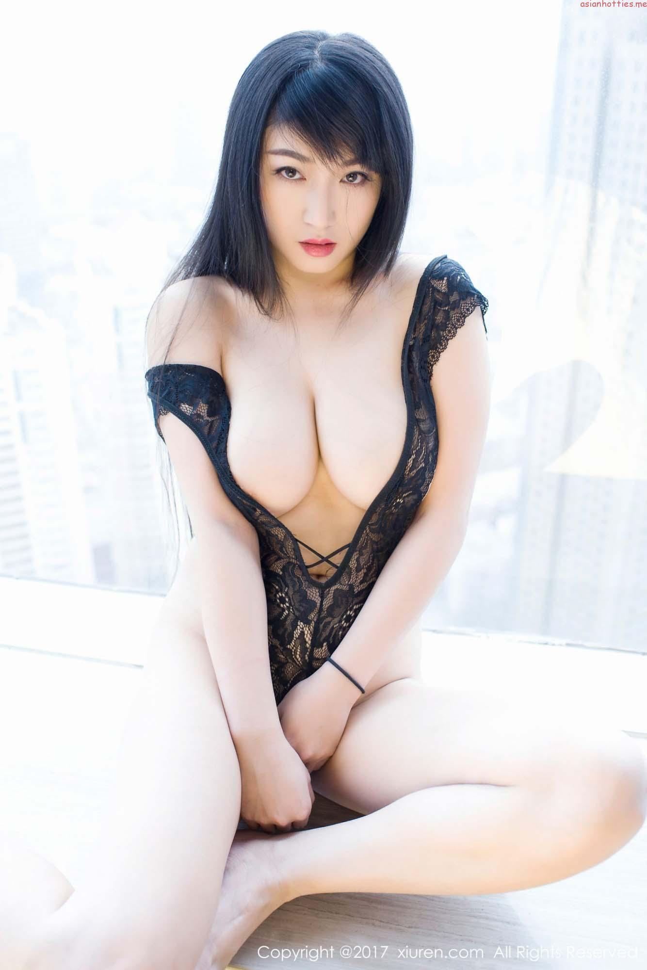 big Xiuren boobs nice