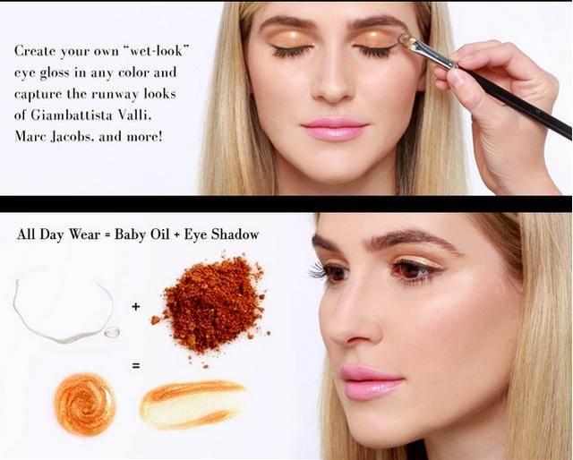 Three ways to reform your broken eye shadow|實用眼影碎塊再生法