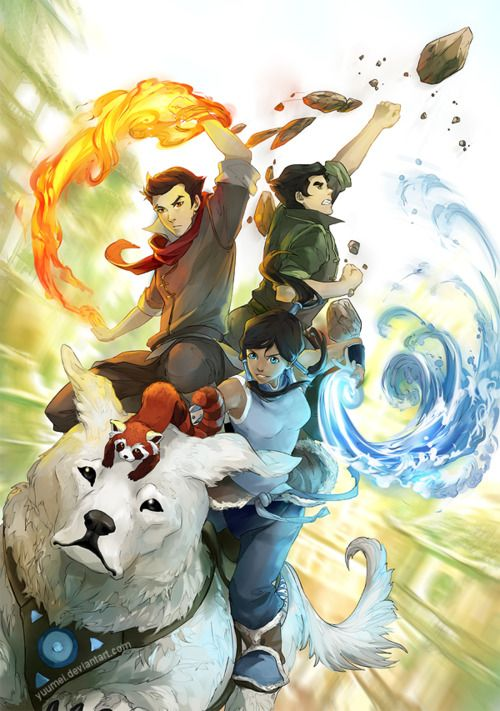 Legend Of Korra Korra Avatar Legend Of Korra Avatar Aang