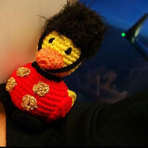 Amigurumis Amigurumi Knitting Häkeln Häkelente Quitscheente