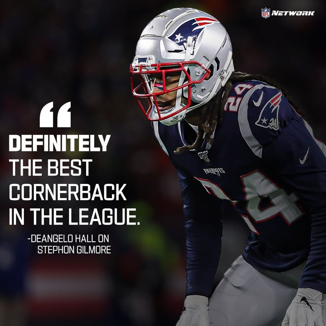 Who Is The Best Cb In The Nfl In 2020 New England Patriots Merchandise Best Cb New England Patriots