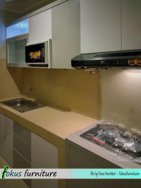 diy kitchen furniture. Kitchen Set Ciracas Minimalis Diy Furniture E