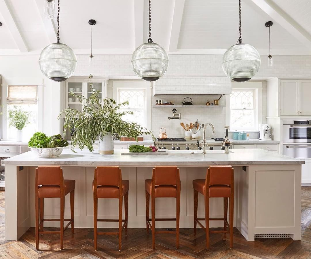 House Beautiful On Instagram Kitchen Island Private Island
